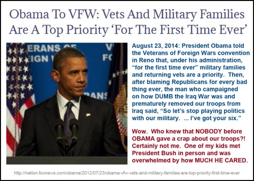 2014_08 23 Obama speaks to veteran convention