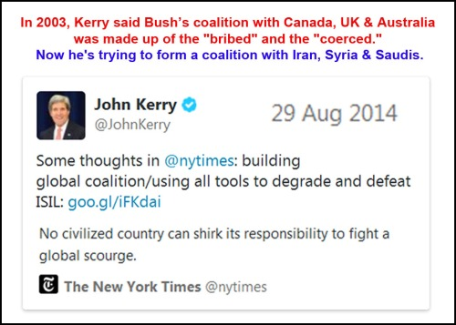 2014_08 29 Kerry now and 2003 - coalitions