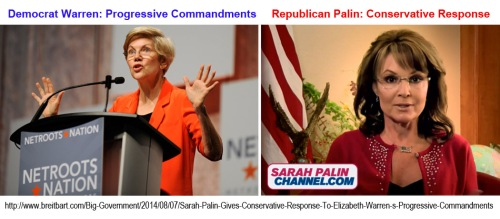 2014_08 Warren v Palin commandments