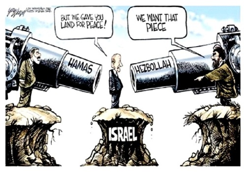 Israel under fire