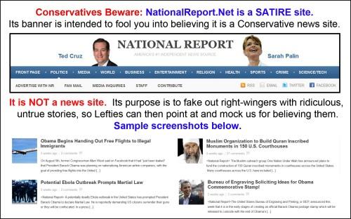 National Report - SATIRE