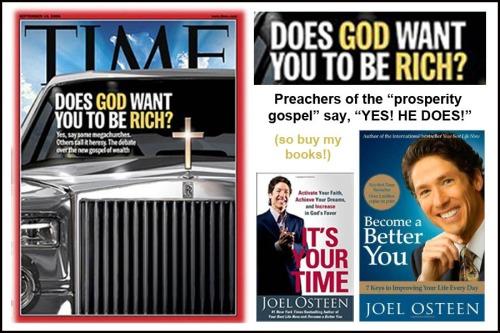 What is the Prosperity Gospel