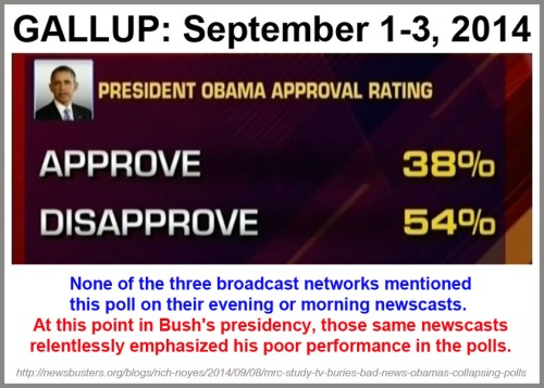 2014_09 04 GALLUP BHO approval poll