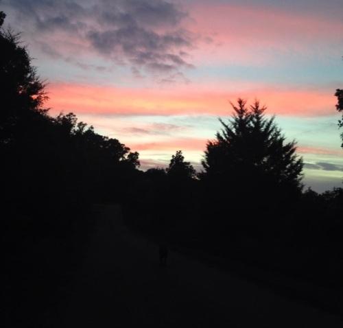 2014_09 10 Sunset in VA