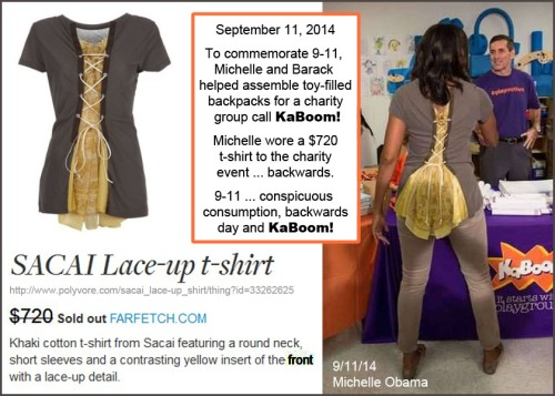 2014_09 11 Michelle's charity project shirt