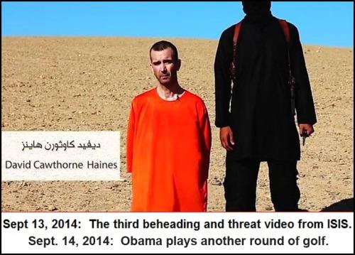 2014_09 13 Third ISIS beheading video