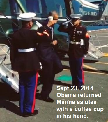 2014_09 23 Obama salutes with coffee cup