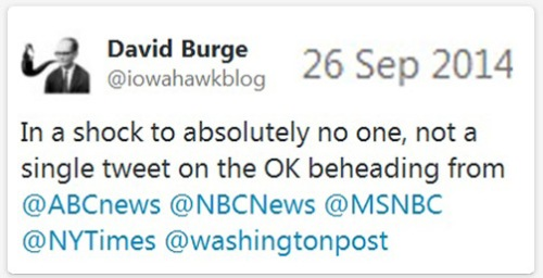 2014_09 26 Iowahawk No tweets OK beheading