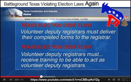 2014_09 29 Project Veritas catches Battleground Texas again