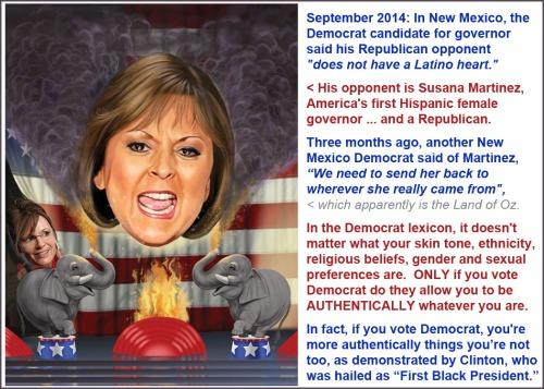 2014_09 Martinez and Democrat Lexicon
