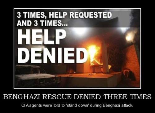 BENGHAZI 3 times help denied