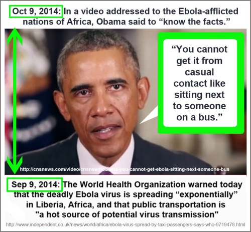2014_10 09 Obama to Africa - can't catch it on bus