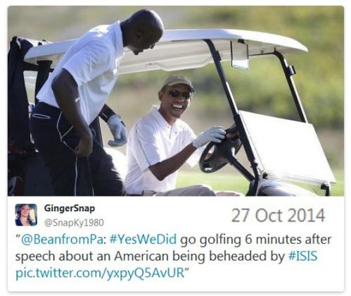 2014_10 27 YesWeDid go golfing