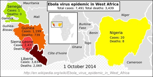 2014_10 Ebola in West Africa
