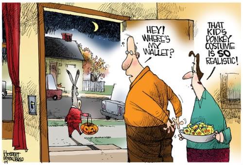 Halloween-democrats