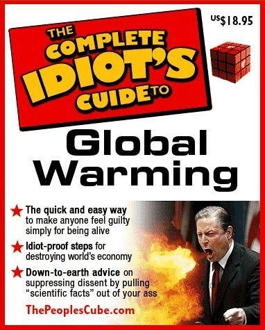 Idiot's Guide to Global Warming