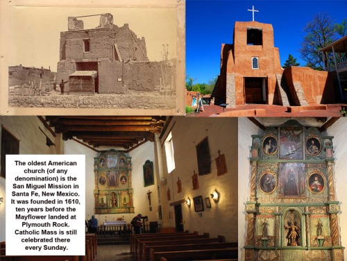 Oldest church in America