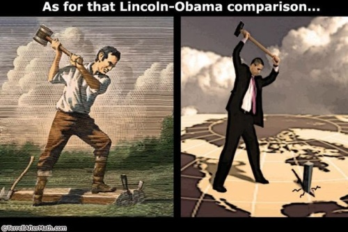 2014_10 That Lincoln-Obama comparison by Terrell