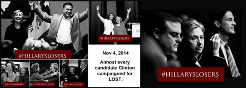 2014_11 04 Hillary's Losers