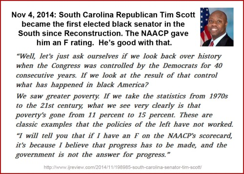2014_11 04 Tim Scott on NAACP