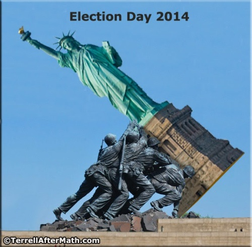 2014_11 05 Election Day by Terrell