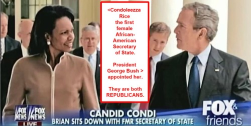 2014_11 07 Condi Rice talks about race