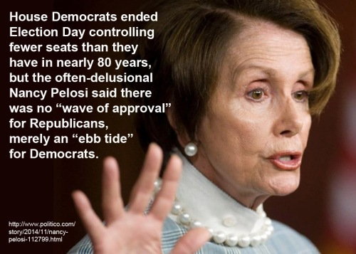 2014_11 12 Pelosi's delusional analysis