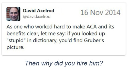 2014_11 16 Axelrod calls Gruber stupid