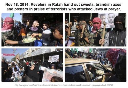 2014_11 18 Palestinians celebrate