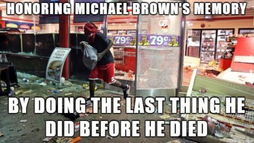 2014_11 24 Honoring Michael Brown's memory