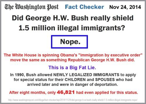 2014_11 24 WaPo Lie Checks Obama's claim