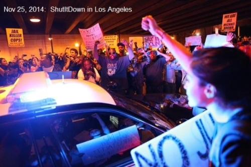 2014_11 25 ShutItDown in LA