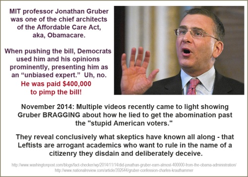 2014_11 Gruber - Leftist Liar