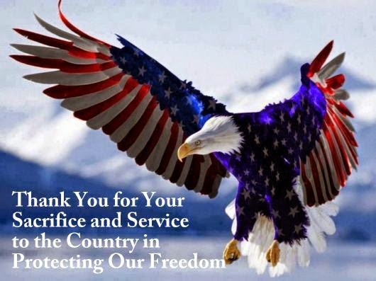 In Honor And Remembrance Of Our Veterans