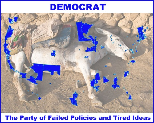 Democrat America - Failed Policies and Tired Ideas