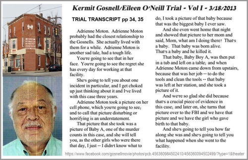 Gosnell transcript 34-35
