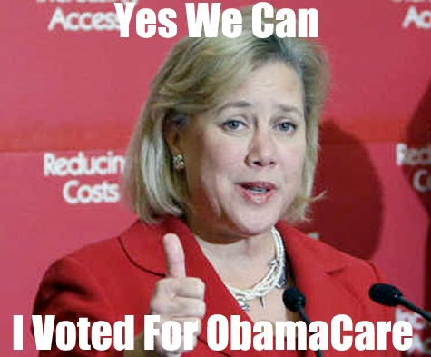 Landrieu voted for ACA