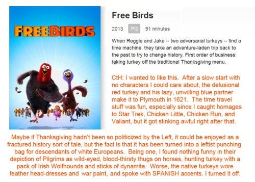 MOVIE Free Birds