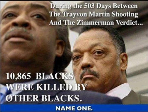 Trayvon and race baiting