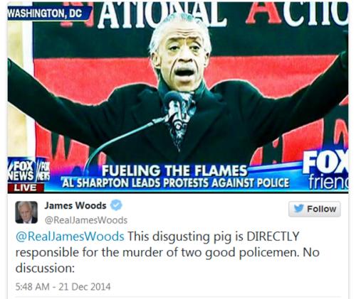 2014_12 21 Woods tweets re Sharpton