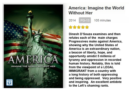 MOVIE America Imagine a world without her