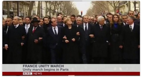 2015_01 11 France unity march photo