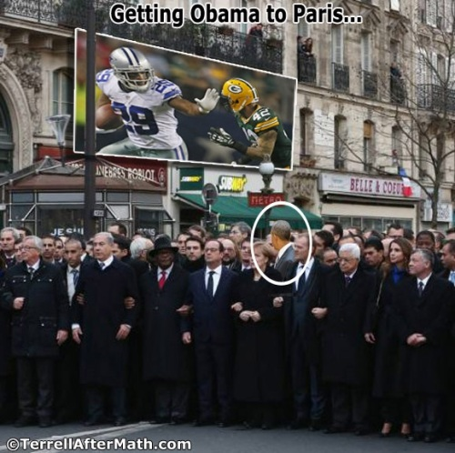 2015_01 13 Getting Obama to Paris by Terrell