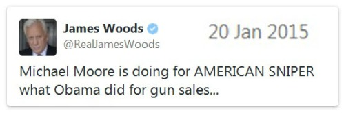 2015_01 20 James Woods on Moore and Sniper
