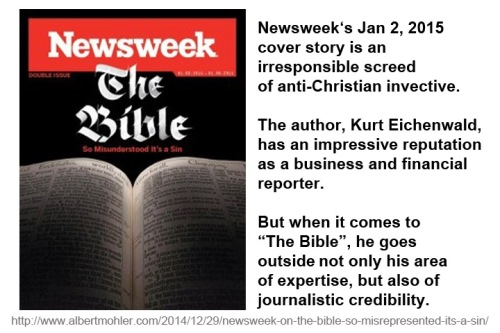 2015_01 Newsweek's latest anti-Christian edition