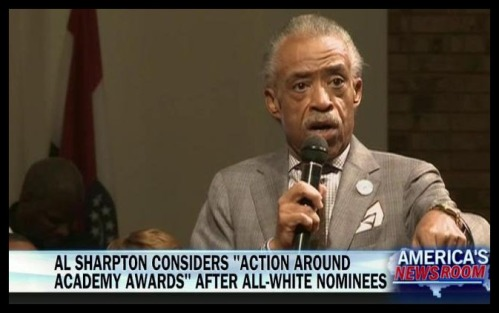 Al Sharpton and the Oscars