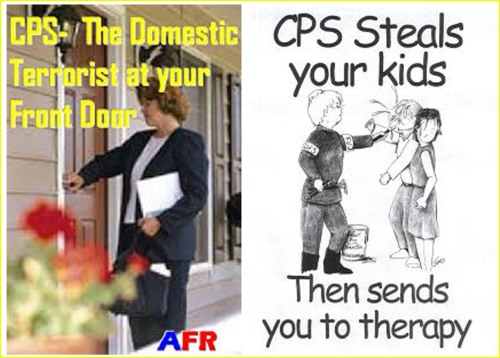 CPS steals your kids
