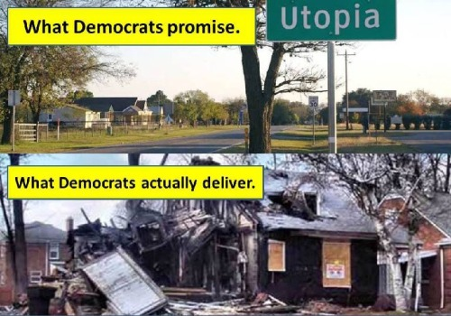 Democrats - Promise and Reality