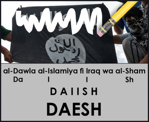 ISIL is now DAESH