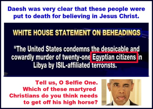 2015_02 15 WH statement on beheadings